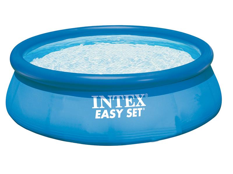 Intex liner autostable 457 x 107 m liner seul for Piscine hors sol 4 57 x 1 07 m easy set intex
