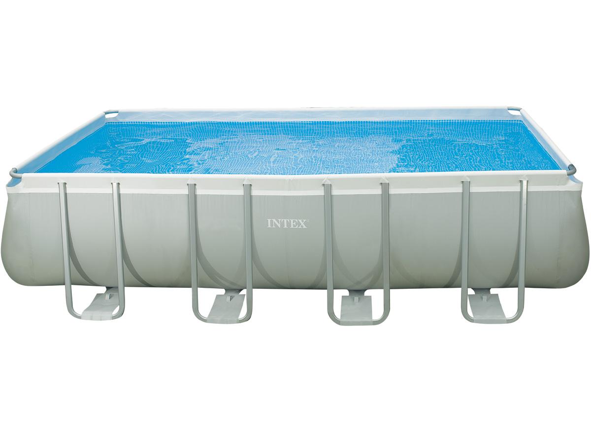 Intex cat gorie b ches couverture et liner for Liner piscine tubulaire
