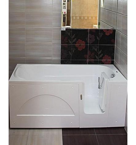 Catgorie baignoire page 2 du guide et comparateur d 39 achat for Baignoire douche avec porte pas cher