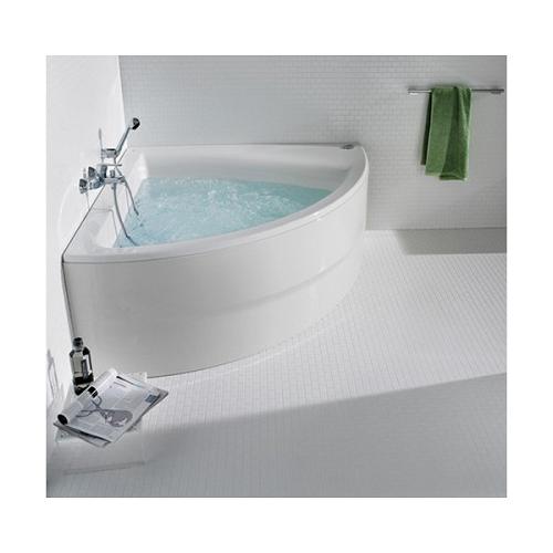Roca baignoire acrylique easy dangle 135x135x545 cm - Installer une baignoire d angle ...