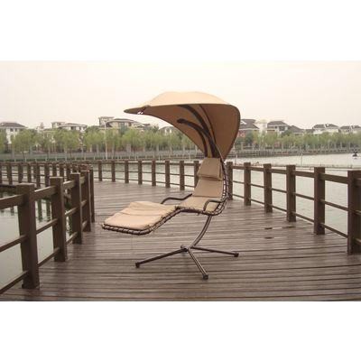 Transat hamac suspendu maison design for Transat relax de jardin