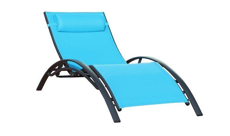 Cat gorie bain de soleil du guide et comparateur d 39 achat - Matelas pour chaise longue de jardin ...