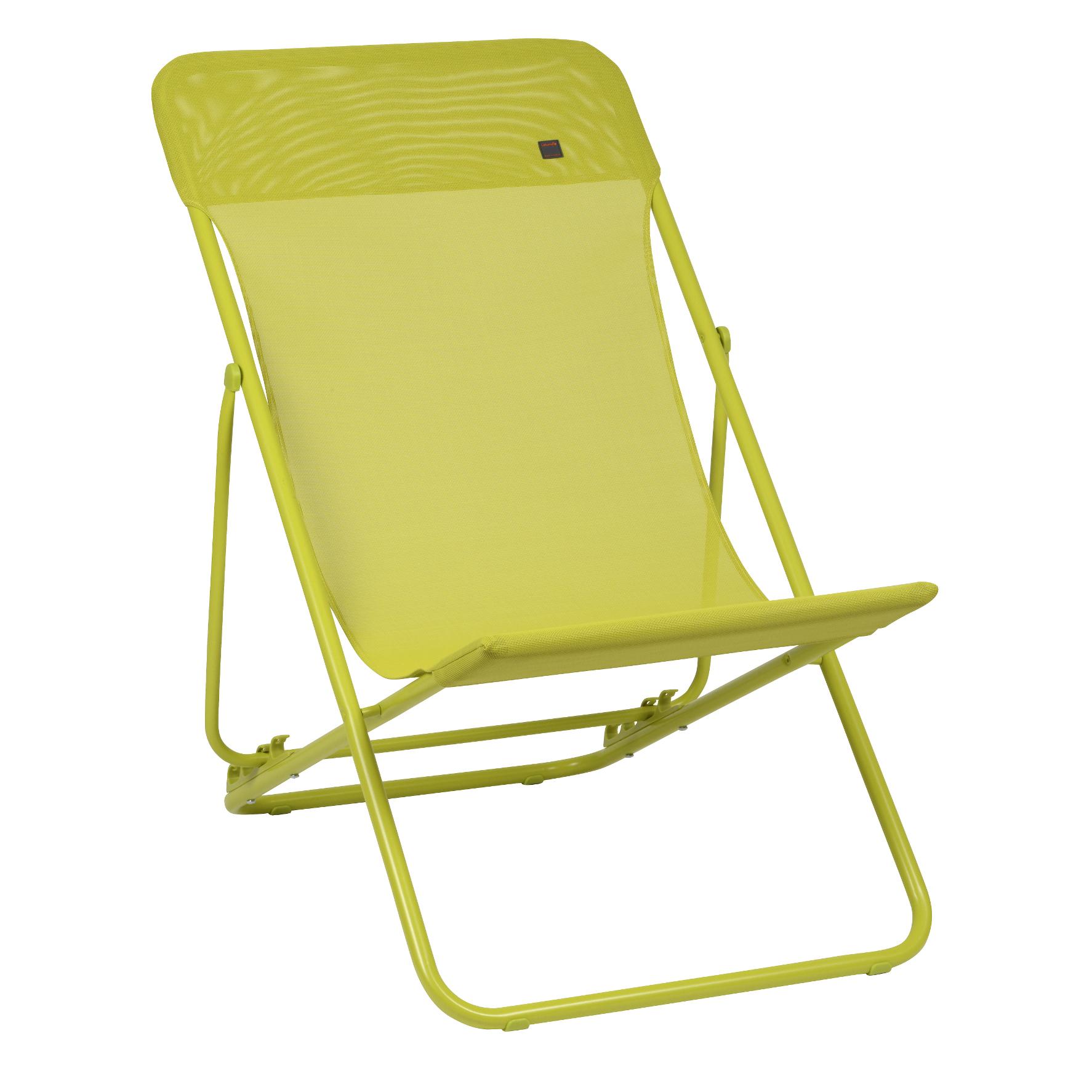 lafuma c maxi transat chaise pliante colorblock batyline. Black Bedroom Furniture Sets. Home Design Ideas