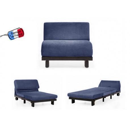 Fauteuil lit bz 1 place fauteuil bz 1 place canape bz - Conforama dijon literie ...