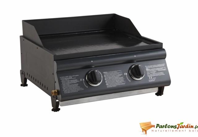 cook in garden plancha a gaz a poser. Black Bedroom Furniture Sets. Home Design Ideas
