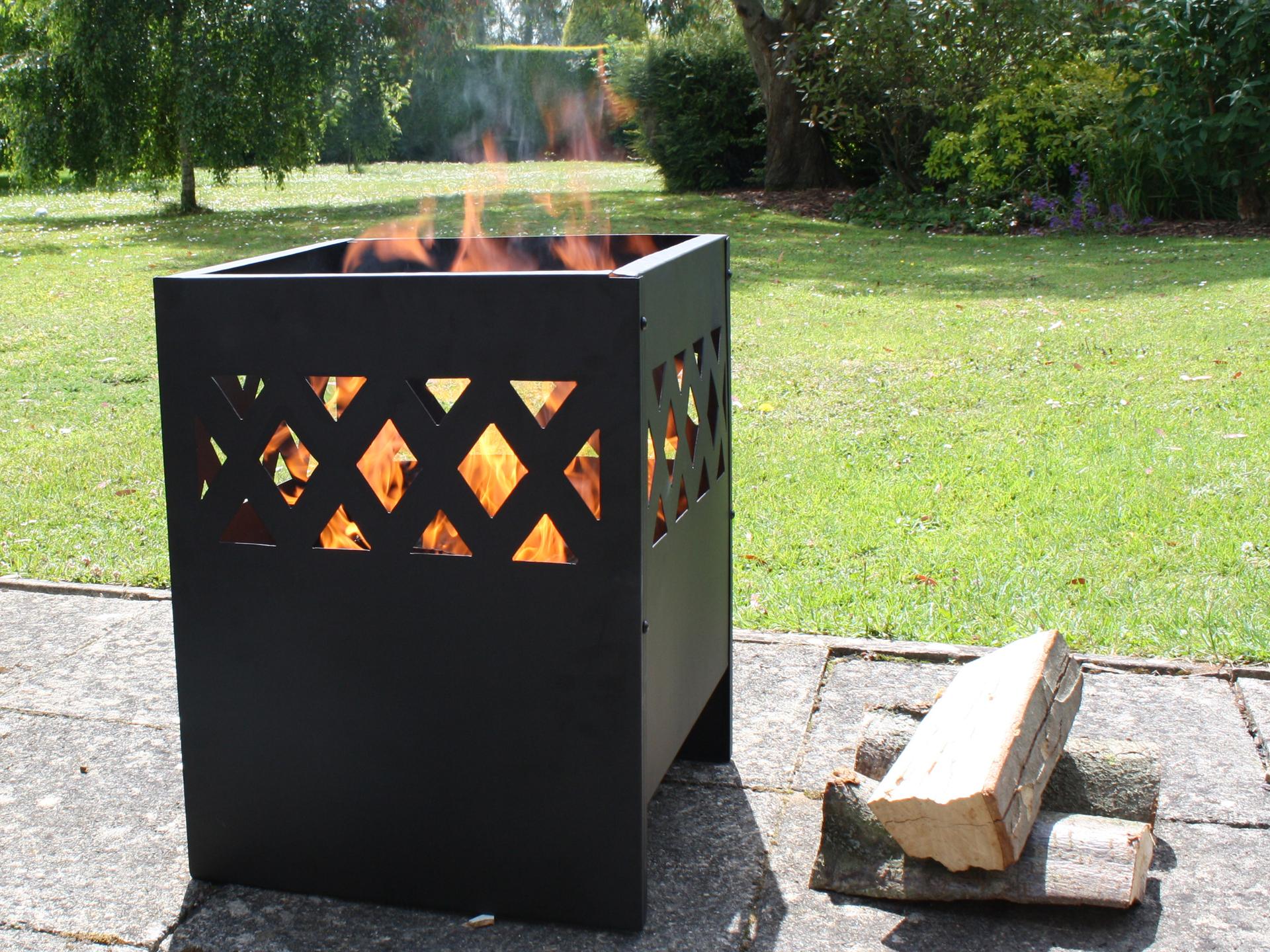 Four a pizza fumoir large achat vente four bois four a for Barbecue de jardin