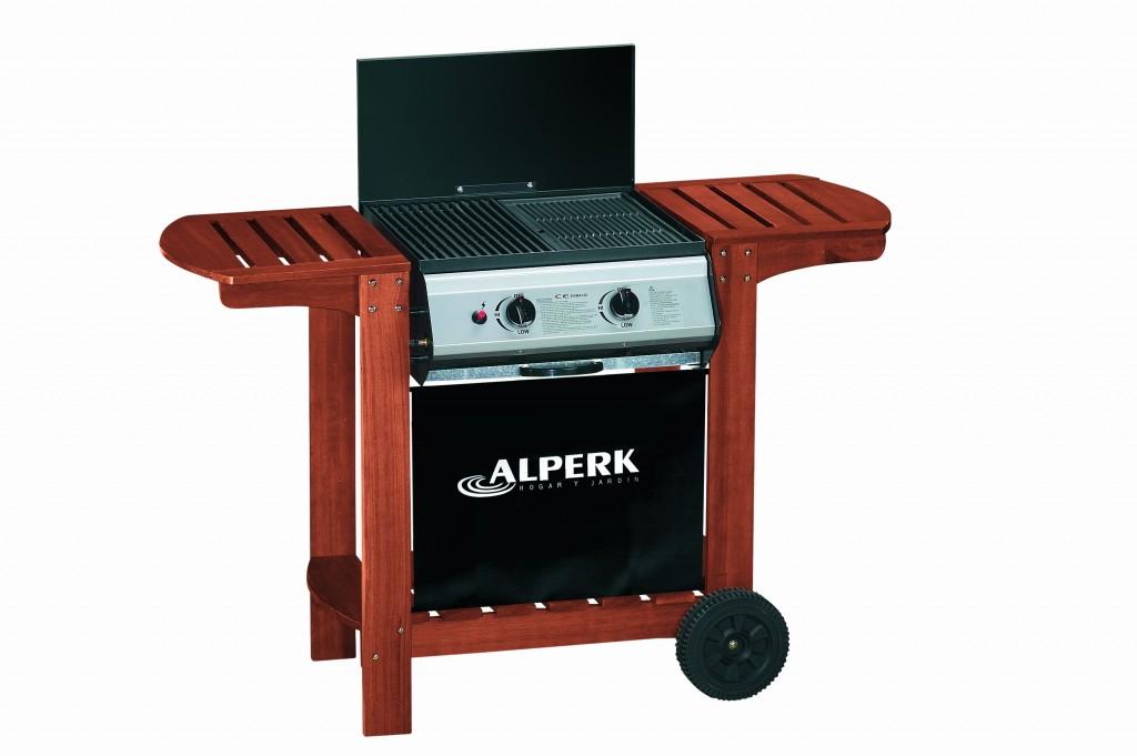 alperk barbecue gaz 2 bruleurs 10500w sydney 2000. Black Bedroom Furniture Sets. Home Design Ideas