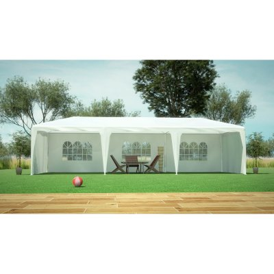 Alice Tente de jardin pergola 3x3m Tolosa toile vert pomme ...