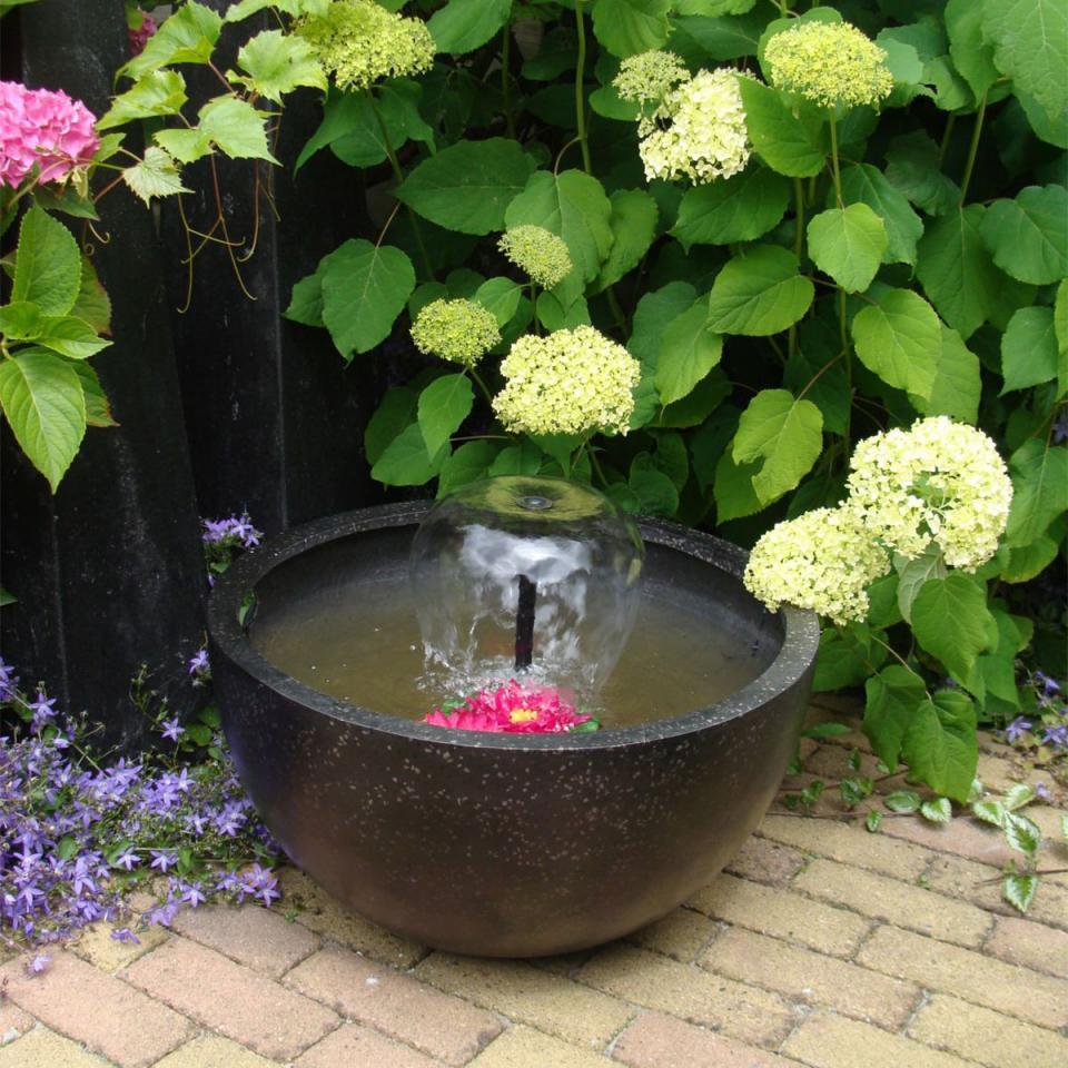 Cat gorie bassin de jardin du guide et comparateur d 39 achat - Bassin rond en bois strasbourg ...