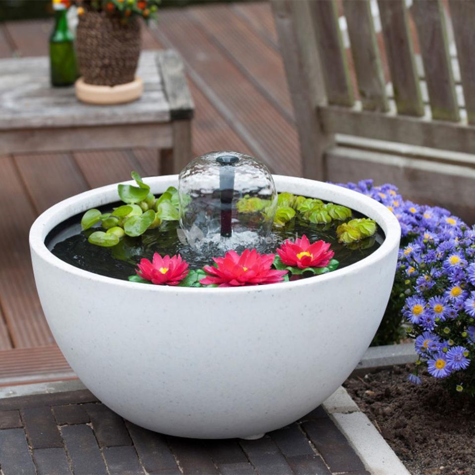 Catgorie bassin de jardin du guide et comparateur d 39 achat for Achat bassin