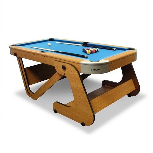 comparateur sports loisirs jeux pour la famille de bar baby foot produit riley  en pliable bois wf table multi