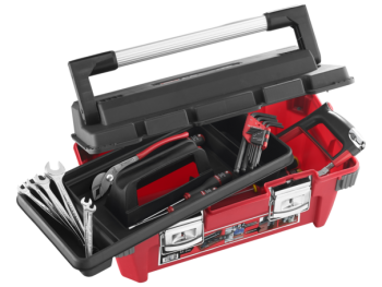 Facom ccaisse a outils plastique pro 20 bp p20pb - Boite a outils facom ...