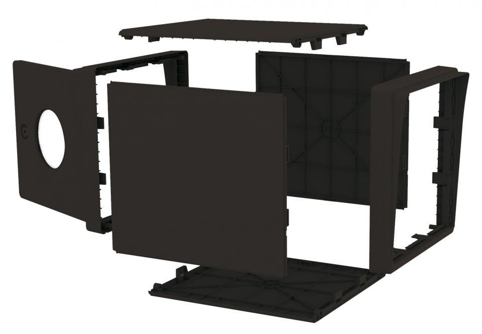 piquet boite aux lettres. Black Bedroom Furniture Sets. Home Design Ideas