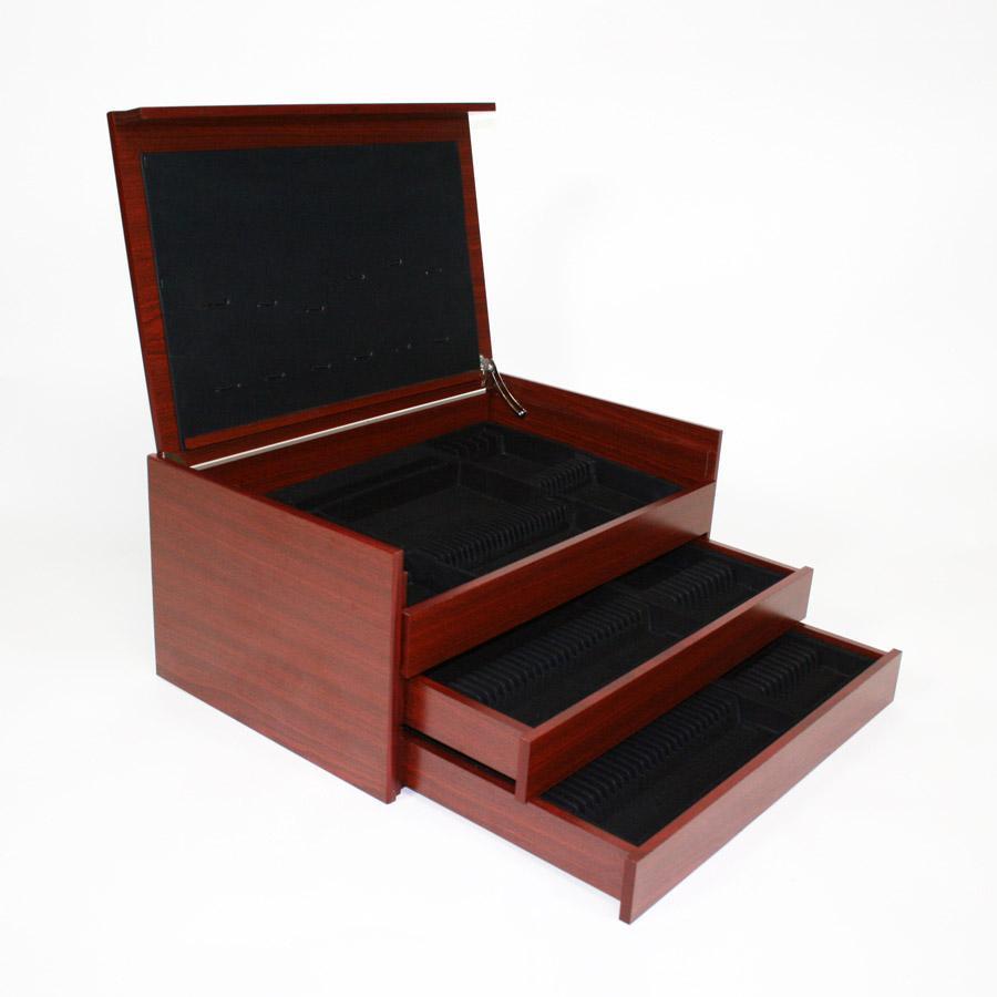 boite de rangement pour bottes maison design. Black Bedroom Furniture Sets. Home Design Ideas
