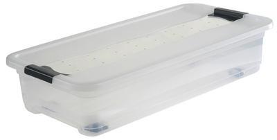Cat gorie bo te de rangement du guide et comparateur d 39 achat - Boite plastique transparente ikea ...