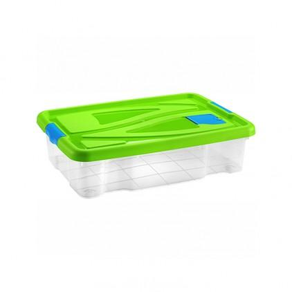 Cat gorie bo te de rangement du guide et comparateur d 39 achat - Boite de rangement plastique sous lit ...