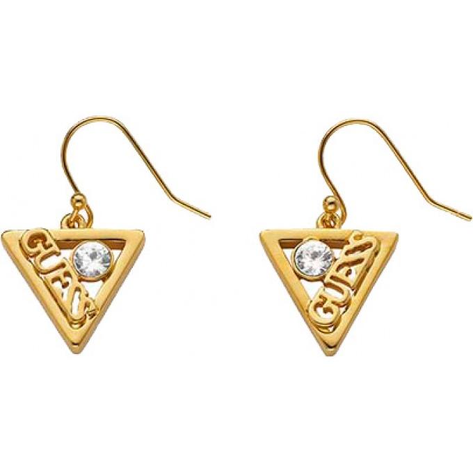 guess boucles d oreilles bijoux core rose gold ube11326. Black Bedroom Furniture Sets. Home Design Ideas