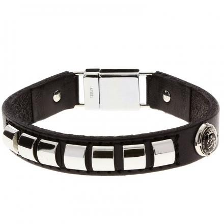 diesel dx0772040 bracelet homme acier inoxydable. Black Bedroom Furniture Sets. Home Design Ideas