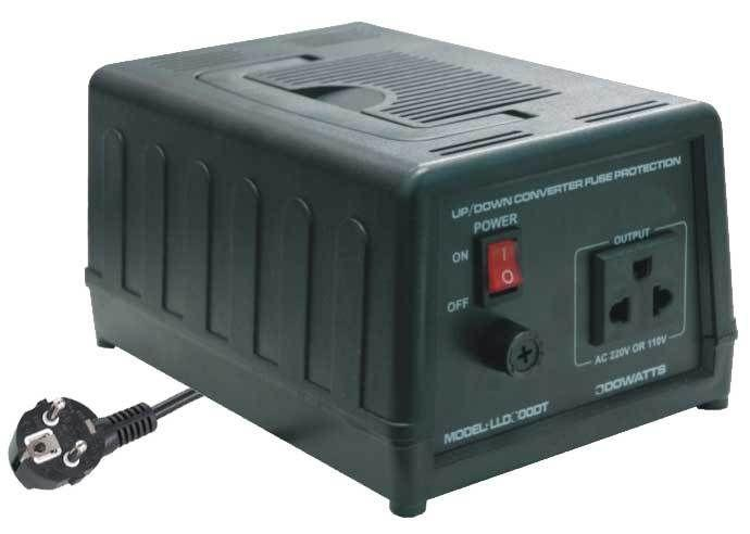 Transformateur 110v 220v guide d 39 achat - Transformateur 220v 24v alternatif ...