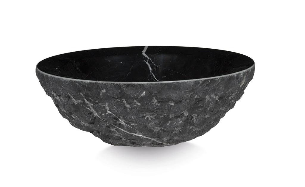 capri cvasque calcaire rectangulaire neka gris fonc catgorie lavabo et vasque. Black Bedroom Furniture Sets. Home Design Ideas