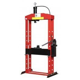 kstools presse hydraulique 20 tonnes pompe hydraulique. Black Bedroom Furniture Sets. Home Design Ideas