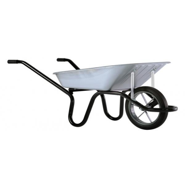 haemmerlin brouette aktiv premium galva roue pleine. Black Bedroom Furniture Sets. Home Design Ideas