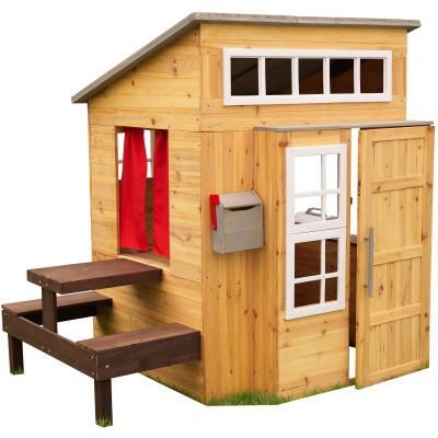 Cat gorie cabanes pour enfants du guide et comparateur d 39 achat for Cabane exterieur