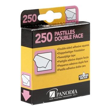panodia bo te de 250 pastilles adh sives double face. Black Bedroom Furniture Sets. Home Design Ideas