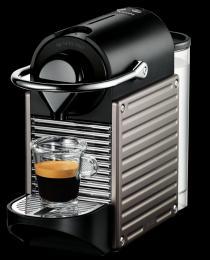 Krups yy1201fd nespresso pixie cat gorie cafeti re italienne - Krups yy1201fd nespresso pixie machine a espresso titane ...