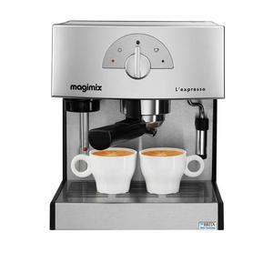 Machine A Cafe Magimix Chrom Ef Bf Bd