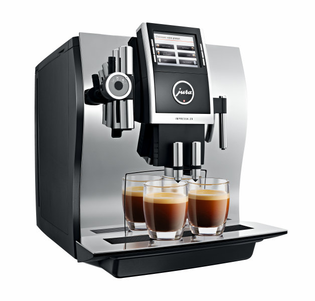 Machine expresso automatique jura impressa z9 tft pianoblack aroma - Prix machine a cafe jura ...