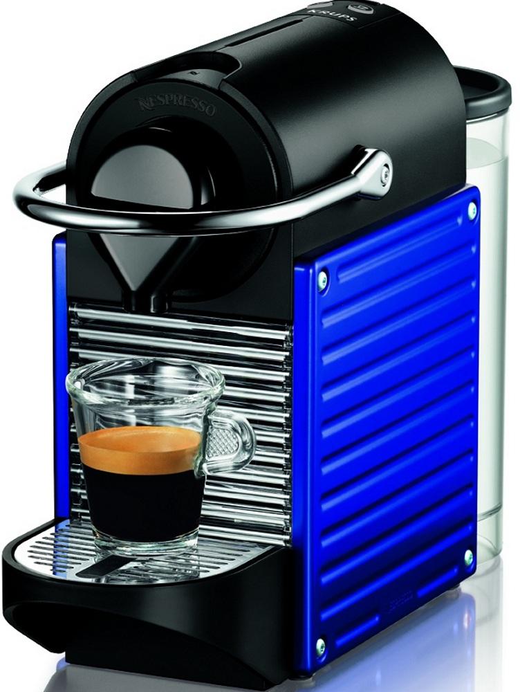 Krups YY 1203 FD Nespresso Pixie BLEU Indigo