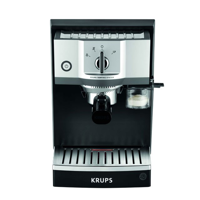 krups machines caf cafeti re pro aroma noire inox pictures to pin on pinterest. Black Bedroom Furniture Sets. Home Design Ideas