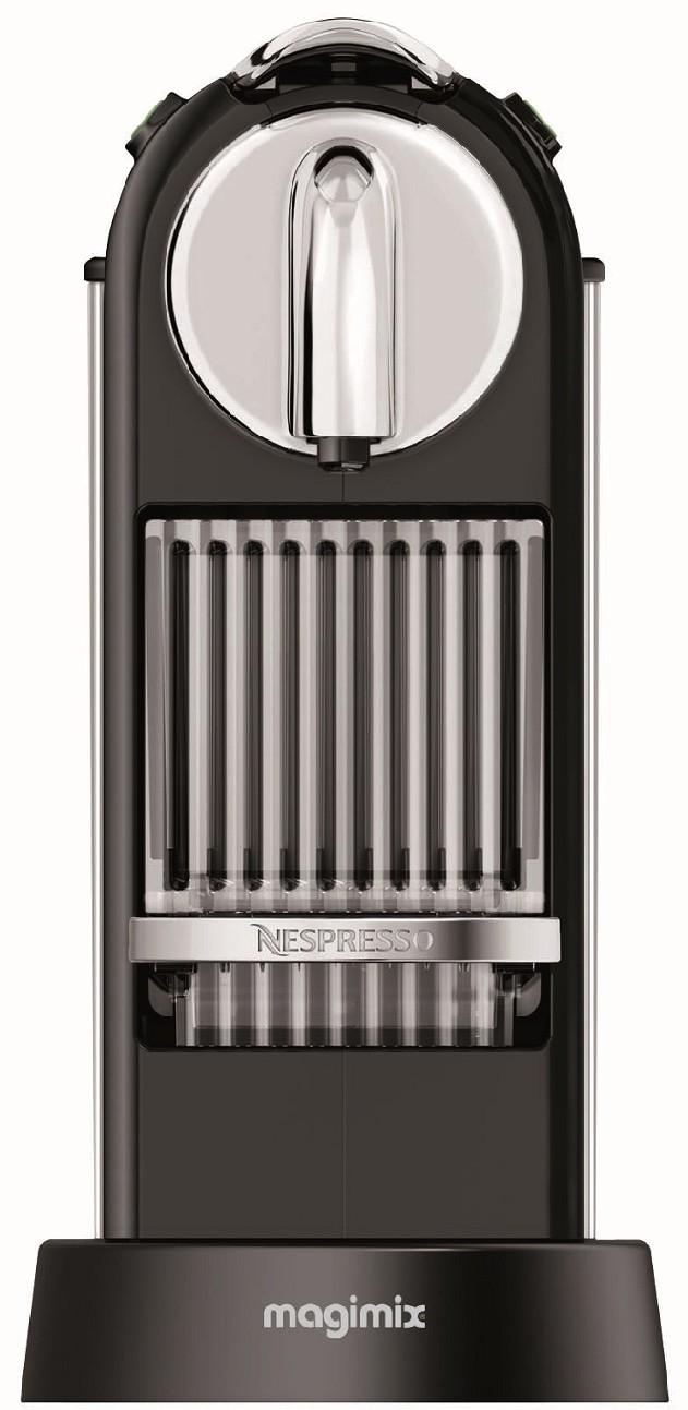 Nespresso magimix 11296 citiz noir - Cafetiere a capsule nespresso ...