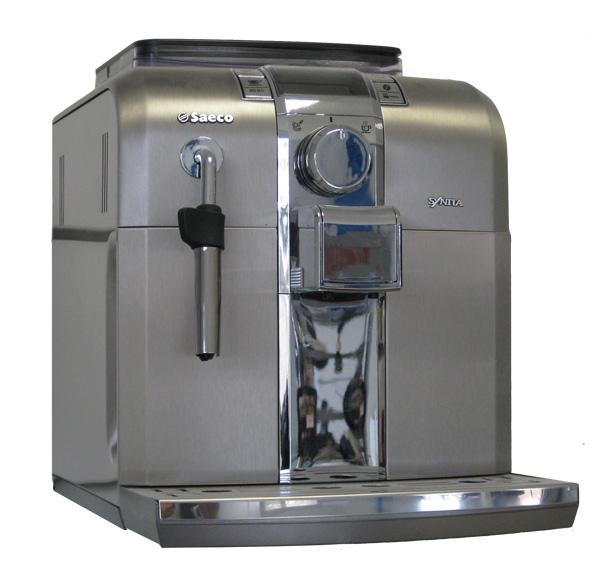 Machine A Cafe Saeco Syntia Ri