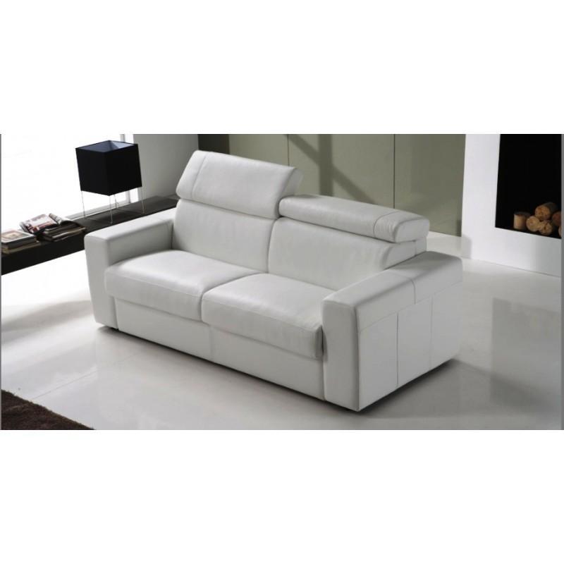 Canape Convertible Avec Un Vrai Matelas Maison Design