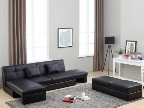 Convertir guide d 39 achat - Soldes canape angle convertible ...