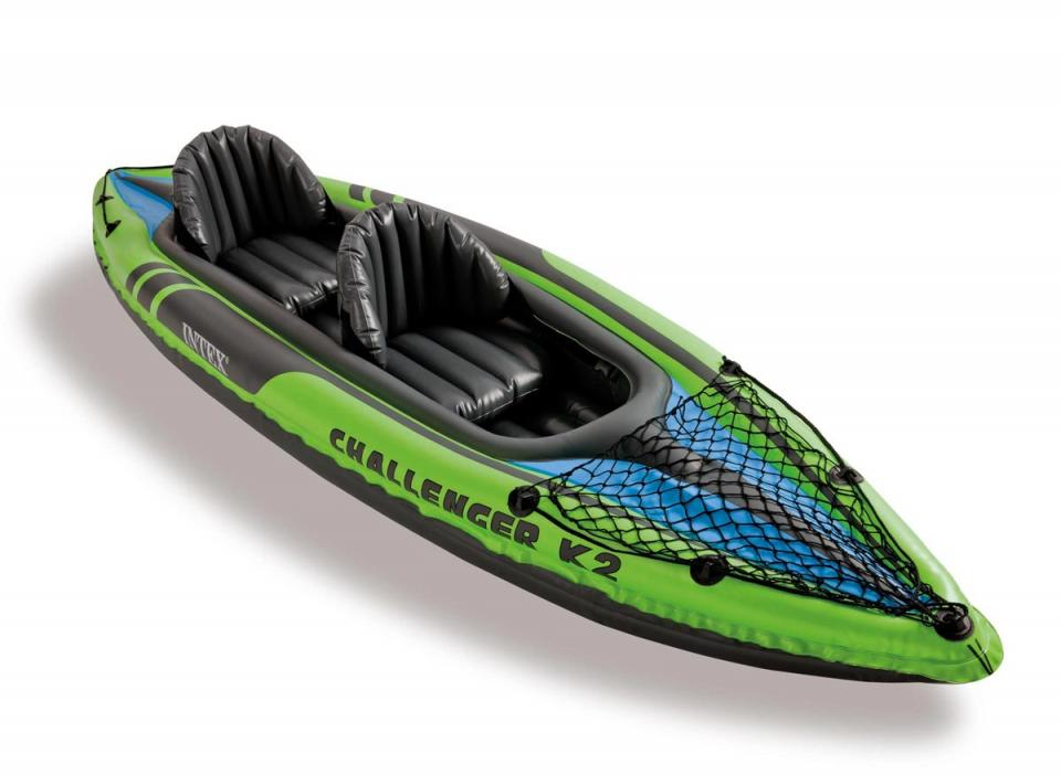 Catgorie cano kayak du guide et comparateur d 39 achat - Kayak gonflable 2 places ...