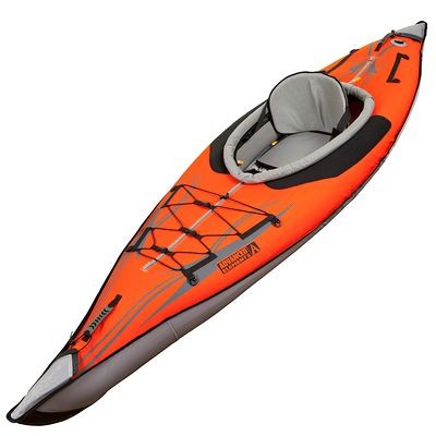 Kayak rigide 1 place