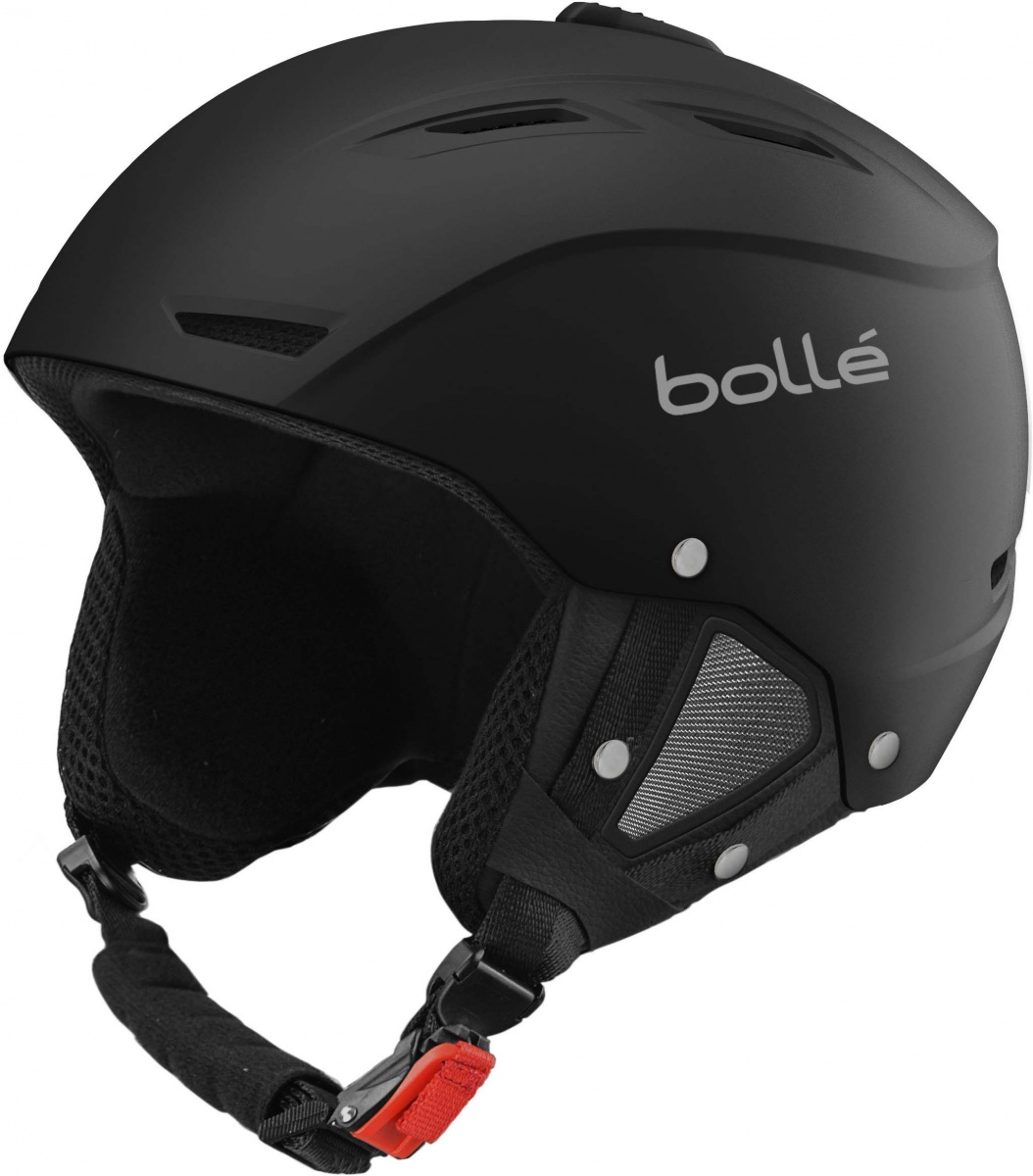 bolle c backline soft black casques de ski. Black Bedroom Furniture Sets. Home Design Ideas