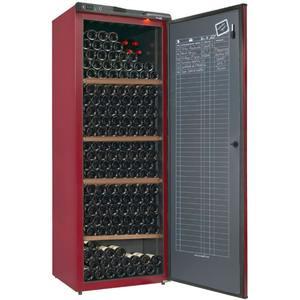 cave a vin climadiff cv295 cave de vieillissement 294 bouteilles porte pleine 4. Black Bedroom Furniture Sets. Home Design Ideas