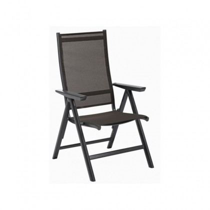 Kettler fauteuil multiposition sirocco for Chaise kettler