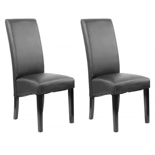 Chaise guide d 39 achat - Chaise de salle a manger noir ...