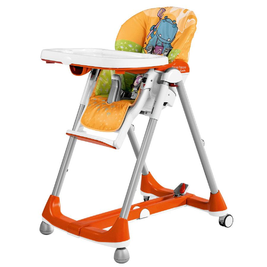 peg perego chaise haute prima pappa diner hippo arancio catgorie sacs de course cabas. Black Bedroom Furniture Sets. Home Design Ideas