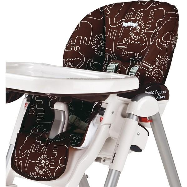 Housse de rechange chaise haute prima pappa 28 images - Housse chaise haute peg perego prima pappa diner ...