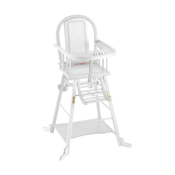 Combelle - 151 - Chaise Transformable - Blanc Canne