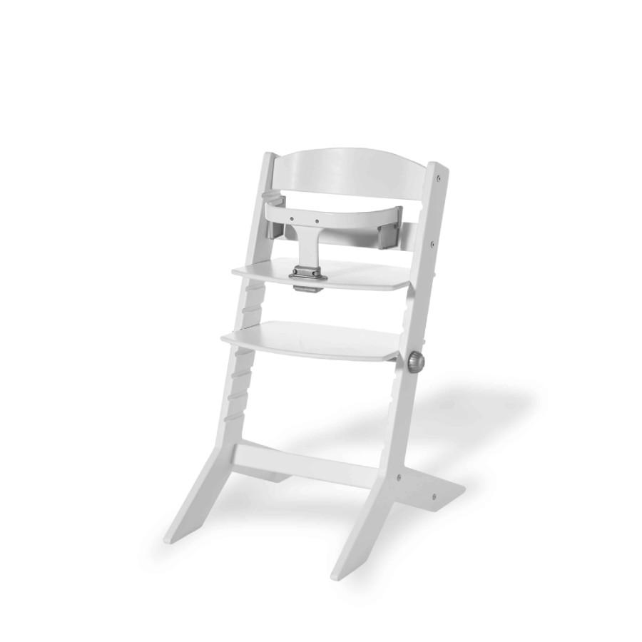 Geuther c chaise haute syt blanc - Comparateur chaise haute ...