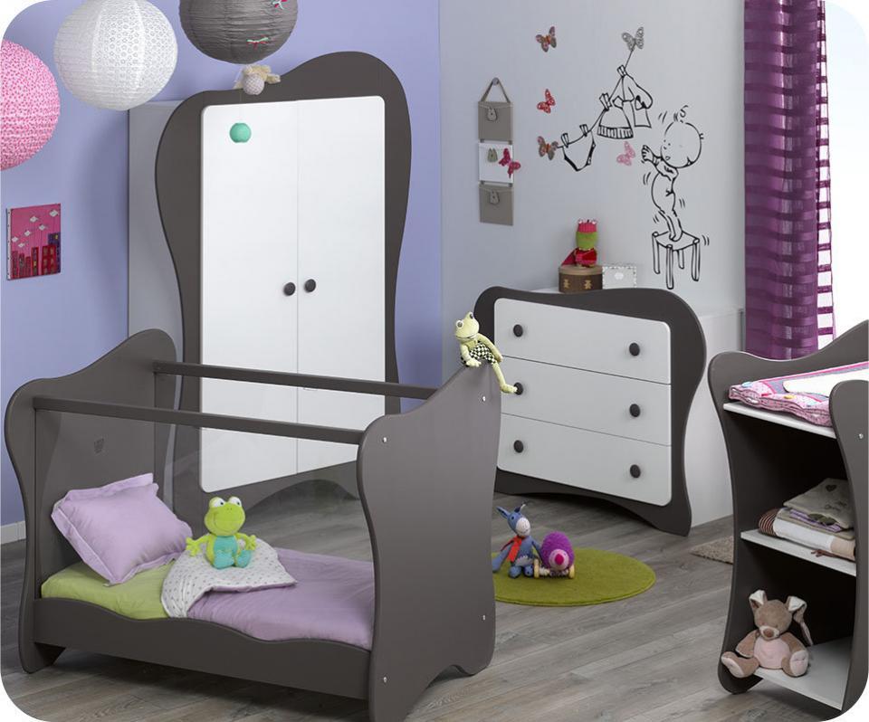 Chambre bb cologique mobilier cologique meubles en bois for Meuble chambre bb