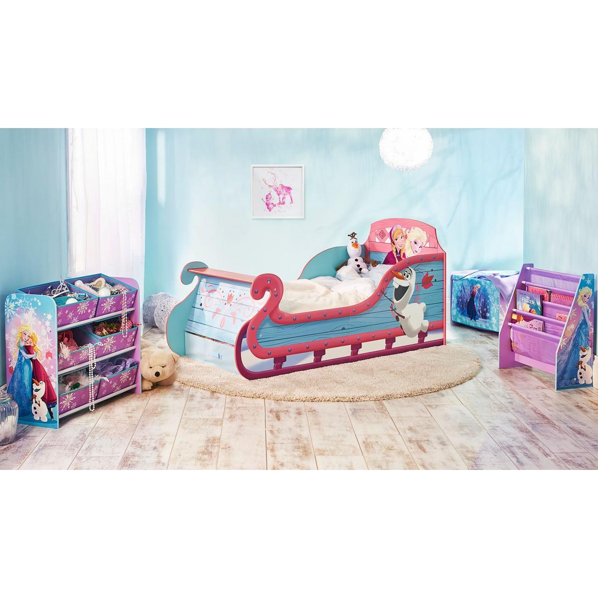 someo chambre compl te enfant reine des neiges 70x140. Black Bedroom Furniture Sets. Home Design Ideas