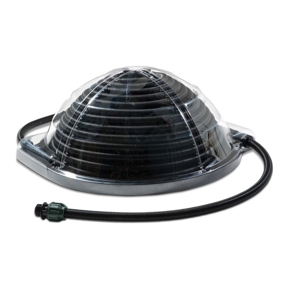 Poolstar cdome solaire aquadome france sauna for Chauffage solaire piscine dome